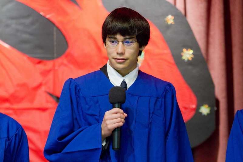 畢業生致詞 Graduate Speech
