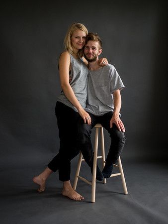 Christine og Emil 2013