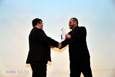 Science Olympiad 2-3-13 Awards Ceremony