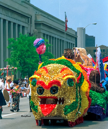 1992 Indy 500 Festival Parade