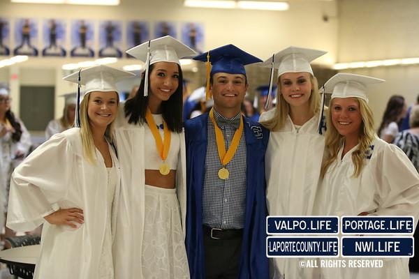 2016 Lake Central High School Graduation