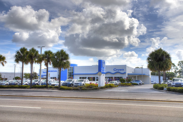 Crown Honda by Suncoast Team Services