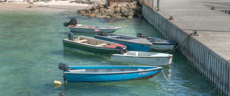 Anguilla dock