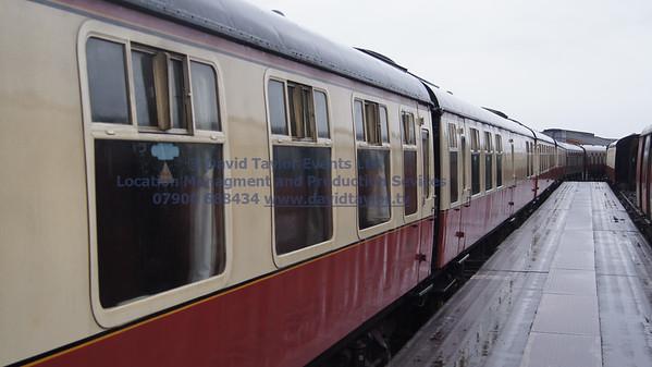Train Stock Bo'ness