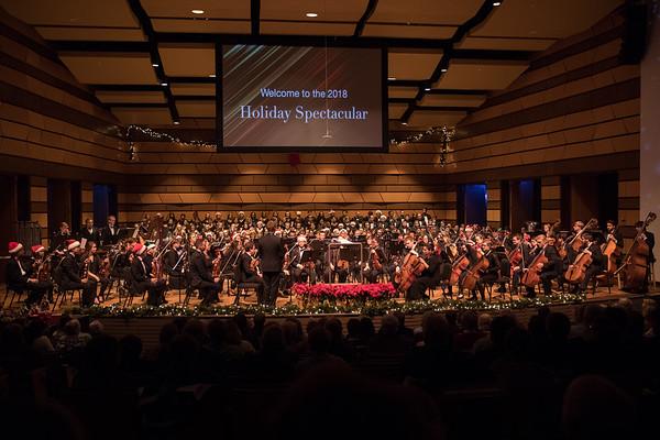 CSU Holiday Spectacular 2018