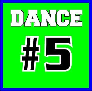 Dance 5. Grow Up