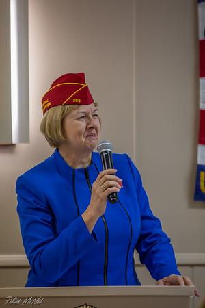 2018 National Commander