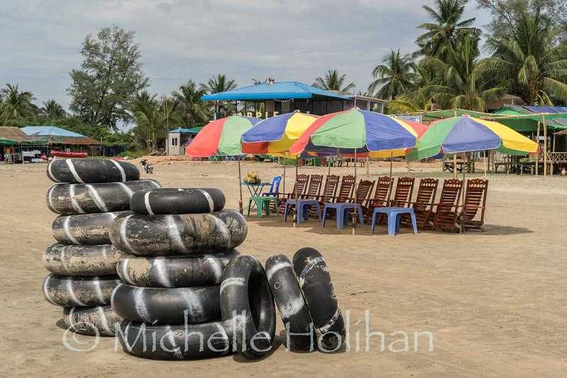 Kabyar Wa Beach, Myanmar
