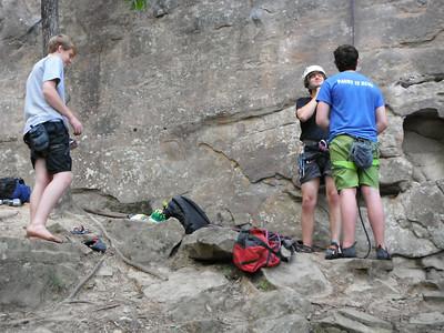 Climbing Trip 4/15