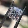 3.02ct Antique Asscher Cut Diamond, GIA G VS2 18