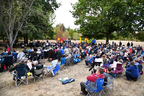 2018-09-16 Church Picknick