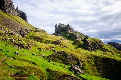 Quiraing & Isle of Skye