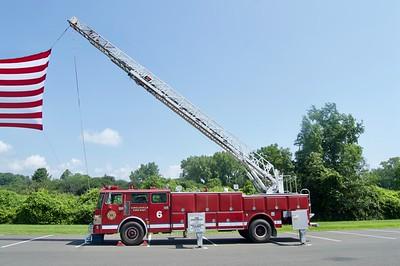 Catskill Fire Cats Antique Fire Truck Show