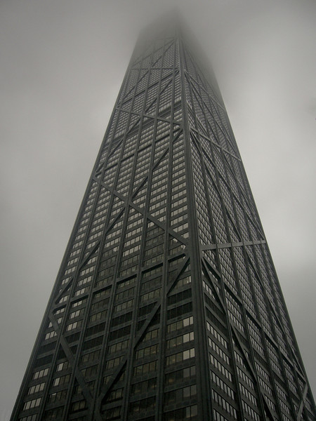 John Hancock Tower in Chicago, IL