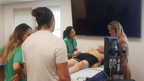 Nurse Anesthesia Ultrasound