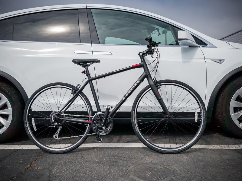 2017 09/04: New Bikes!