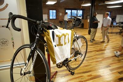 Profits Bike Murals Reception