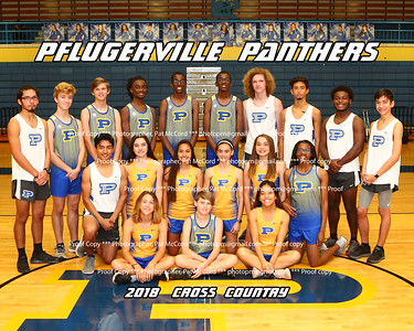 2108 PHS Cross Country
