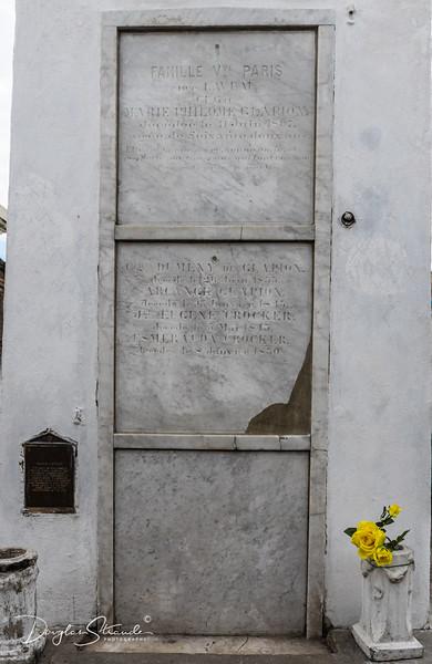 Tomb of the Voodoo Queen
