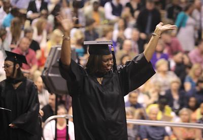 Ohio Dominican Graduation