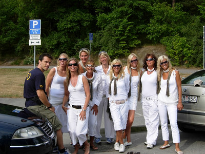 Swedish Hen Weekend