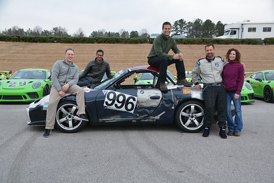 Shine Country Classic at Barber Motorsports Park, February 2019