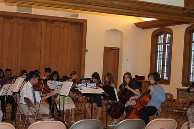 2012 Symphony Strings Concert