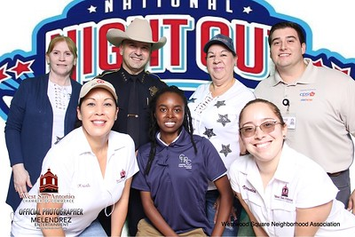 2018 West chamber National Night out