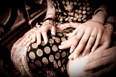 Shreya and Nikhil (Engagement)