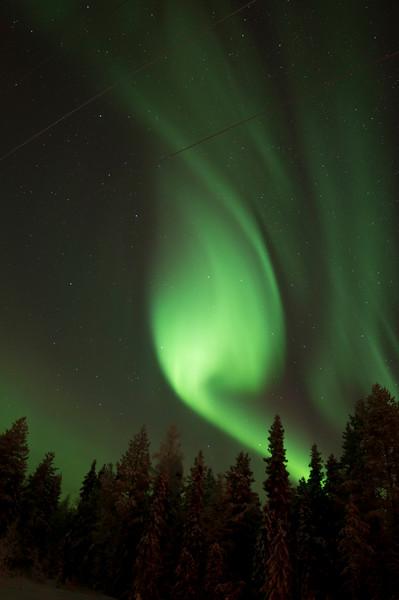 Northern Lights of 14 december 2015  I