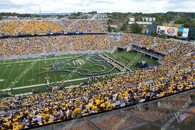 WVU vs Coastal Carolina - September 4, 2010 - Pregame