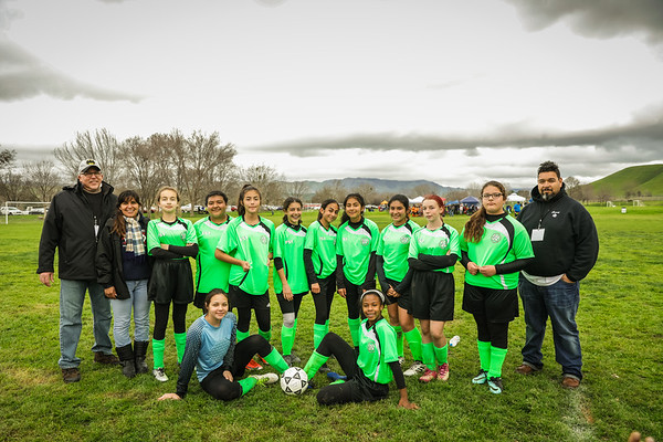 AYSO SOCCER NORTH VALLEY CHAMPS!