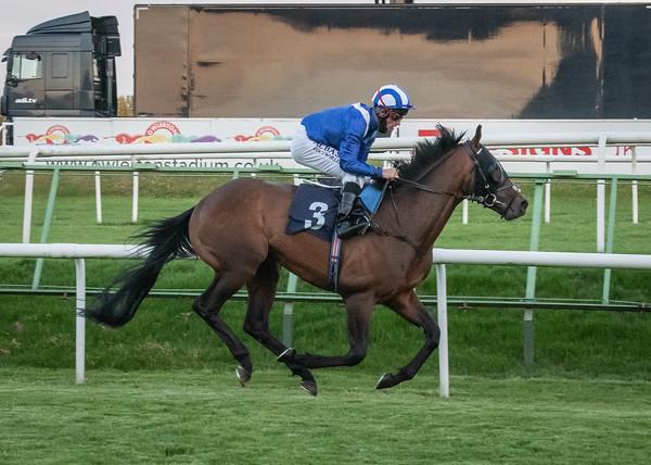 Race 6 - Monbaher