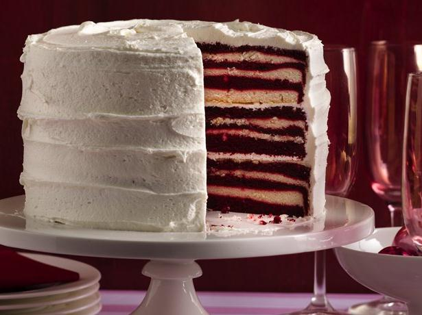 . 18 Layer Red Velvet Cake Betty Crocker