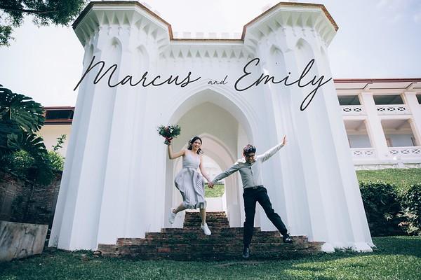 Marcus & Emily