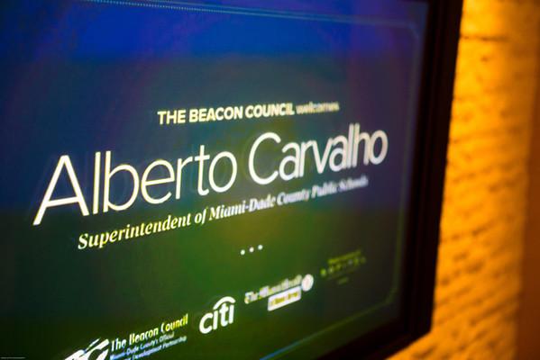 September 13, 2012 Access Breakfast Alberto Carvalho