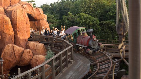 Disneyland Resort, Tokyo Disneyland, Westernland, Big Thunder Mountain Railroad, Big, Thunder, Mountain, Railroad