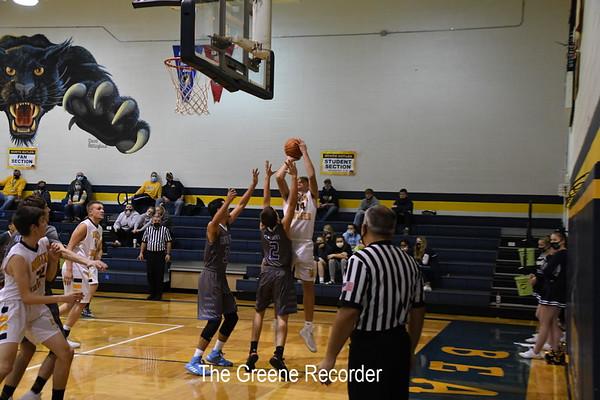 Boys Basketball vs Central Springs