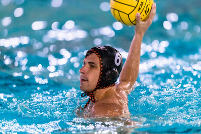 Men's Water Polo vs Caltech (10/09/2019)