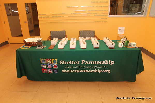 Shelter Partnership Annual Warehouse Luncheon. 10-18-2018
