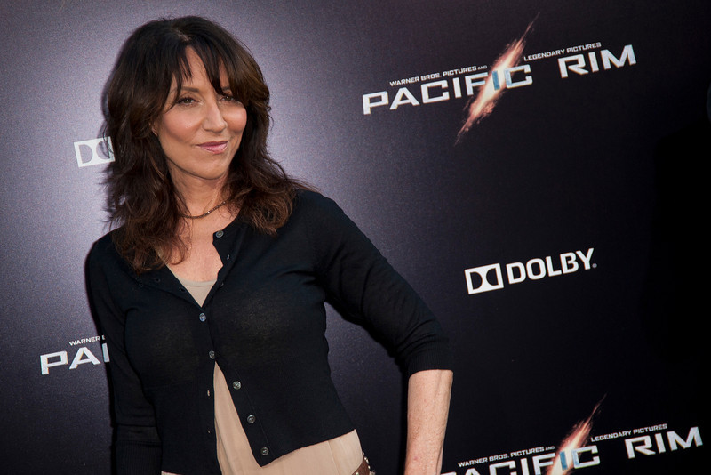 HOLLYWOOD, CA - JULY 09: Actress Katey Sagal arrives at the premiere of Warner Bros. Pictures' and Legendary Pictures' 'Pacific Rim' at Dolby Theatre on Tuesday, July 9, 2013 in Hollywood, California. (Photo by Tom Sorensen/Moovieboy Pictures)
