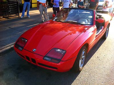 BMW Z1 in Boulder