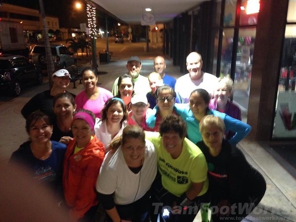 2015 Inaugural Hansgiving Fun Run