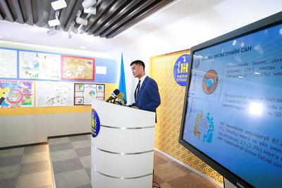 Монгол Улсын нийгэм, эдийн засгийн 2019 оны эхний 3 сарын статистик мэдээг танилцууллаа