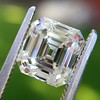 2.23ct Vintage Asscher Cut Diamond GIA G VS1 24