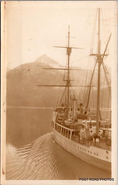 Postcard ~ USA ~ Alaska ~ C.O. Walker