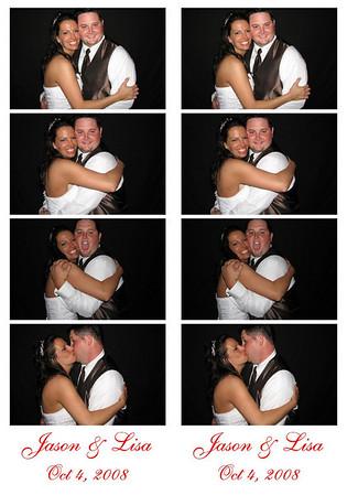 Lisa and Jason October 4th, 2008