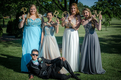 Prom 2015 Maine Township High
