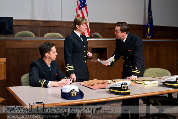 """A Few Good Men"" Publicity Photos"