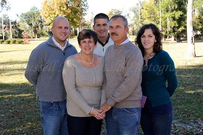 2010-11-27 Collins Family Portraits
